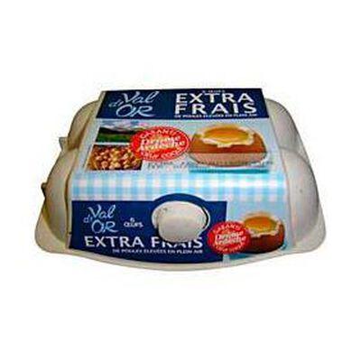 6 Oeufs Extra Frais