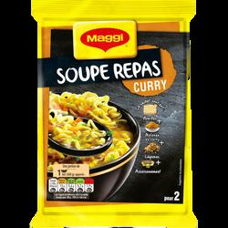 Soupe repas curry déshydratée MAGGI, 120g