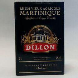 RHUM VIEUX DILLON 43° BIB 2L