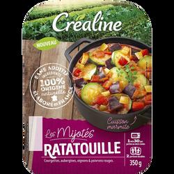 Ratatouille, CREALINE, barquette 2 x 175g