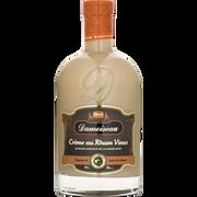 Damoiseau Crème Au Rhum Vieux Damoiseau, 18°, 70cl