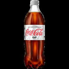 Coca Cola Light, Bouteille En Plastique De 1,25l