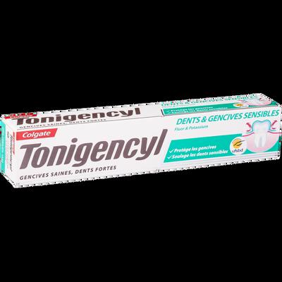 Dentifrice dents et gencives sensibles, TONIGENCYL, 75ml