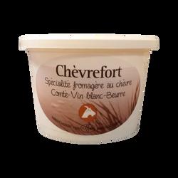 Fromage de chèvre au lait cru, 19% de MG, CHEVREFORT, 250g