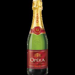 Vin mousseux brut OPERA, 75cl