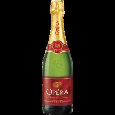 Vin mousseux brut OPERA, bouteille de 75cl