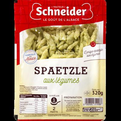 Spaetzle aux légumes BALTIC, 320g