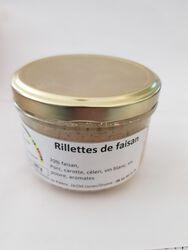 RILLETTES FAISAN