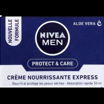 Nivea Crème Hydratante Express Originals Men Nivea, 50ml