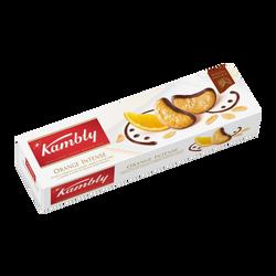 Biscuits Orange Intense KAMBLY, 100g