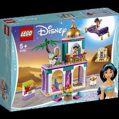 Les aventures au palais de jasmine et aladdin LEGO Disney