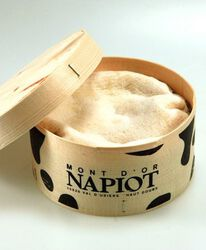 Mont D'or Mini - Fromagerie NAPIOT