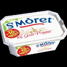 Spécialité fromagère pasteurisé ST MORET nature 17,8%mg 300G + 10% gratuit soit 330g