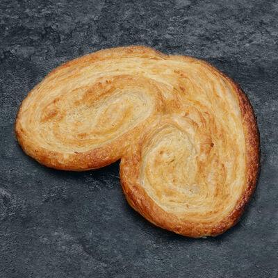 Palmier pure beurre, 1 pièce, 90g