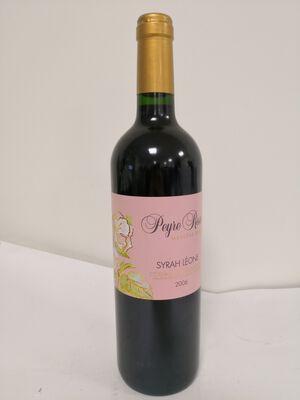AOP Languedoc - Domaine Peyre Rose - Cuvée Syrah Léone - Millésime 2006