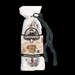 Saucisson sec aux noix LE PETIT SAVOYARD, 200g