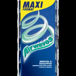 Airwaves Multipack 6x10 dragées MAXI FORMAT - Menthol Eucalyptus