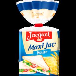 Pain de mie Maxi Jac nature Jacquet paquet 550g