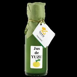 Jus de yuzu KITOMURA, bouteille de 100ml