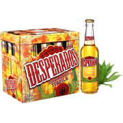 Desperados Bière Aromatisée À La Tequila Desperados, 5,9°, 12x33cl