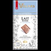Villars Tablette Pur Lait Suisse À L'ancienne Villars Tablette 100g