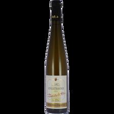 Als.Gewurztraminer AOP blanc, Baron et Hoen vendanges tardiv., bouteille de 50cl