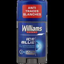 Williams Déodorant Ice Blue , Stick De 75ml