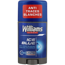 Déodorant Ice Blue WILLIAMS, stick de 75ml