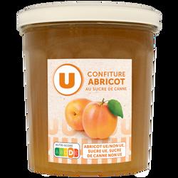 Confiture abricot U, 370g