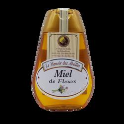 Squeezer miel de fleurs MANOIR DES ABEILLES, 250g