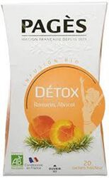 INFUSION DETOX ROMARIN ABRICOT BIO PAGES