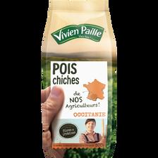 Vivien Paille Pois Chiches De Nos Agriculteurs , 500g