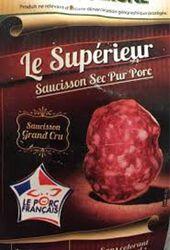 Saucisson sec supérieur pur porc Louis D'Auvergne 300g Philis