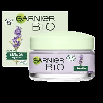 Garnier Crème De Nuit Lavandin Garnier Bio Pot 50ml