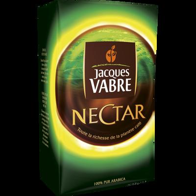 Café moulu Nectar JACQUES VABRE, 250g