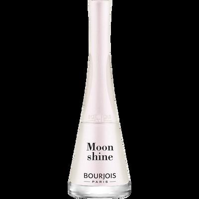 Vernis à ongle 1s 21 - moon shine BOURJOIS, 9ml