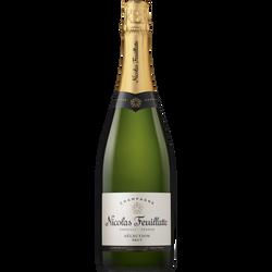 Champagne brut NICOLAS FEUILLATTE, 75cl