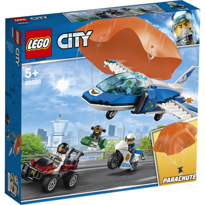 Arrestation en parachute LEGO City