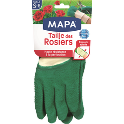 Gants Taille des rosiers MAPA, taille S