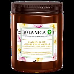 Bougie magnolia de l'himalaya & vanille botanica AIR WICK 205g