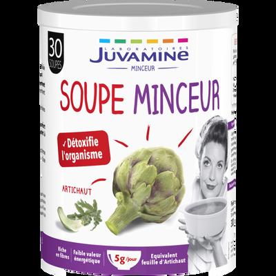 JUVAMINE SOUPE MINCEUR ARTICHAUT, 300 g