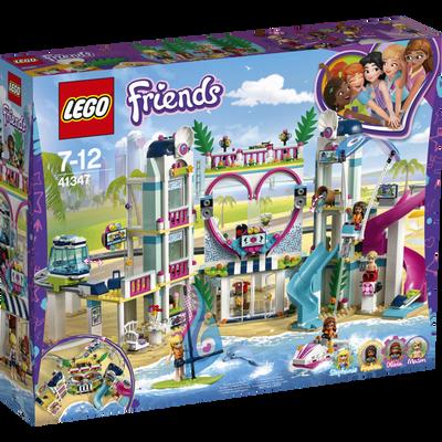LE COMPLEXE TOURISTIQUE HEARTLAKE CITY LEGO