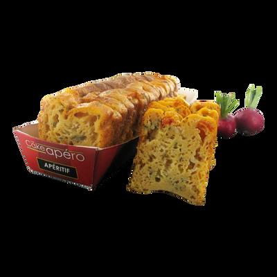 Cake aux tomates et à la mozzarella LE BISTRONOME, 210g