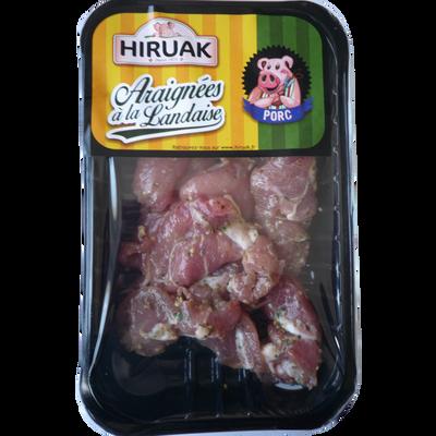 Araignée de porc à la Landaise, HIRUAK, Espagne, barquette