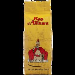 Café moulu fascination RAS D'AMHARA, paquet de 250g
