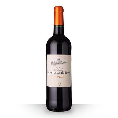 Bordeaux AOC rouge Château Terrasses de Bouey, 75cl
