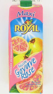 ROYAL JUS GOYAVE  2L