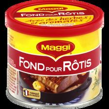 Maggi Fond Pour Rôtis , Boîte De 110g