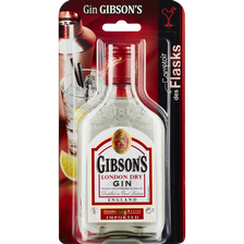 Gin GIBSON's, 37°5, blister 20cl