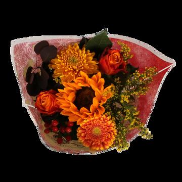 as Bouquet Madrid, 8 Tiges, Hauteur 50cm, +housse, Pays-b